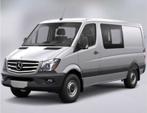 ISO 2500 Sprinter with crew cab