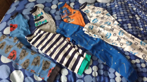 Toddler size 4 PJ SETS x 4 $20 takes all