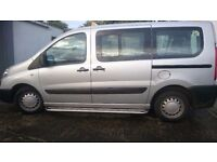 2012 Peugeot Expert taxis bus