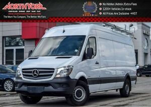 2016 Mercedes-Benz Sprinter CleanCarProof|Backup_Cam|Bluetooth|T