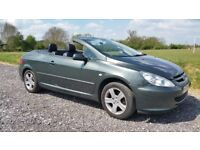 Swap Peugeot 307 Convertible For MPV.