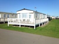 3 Bedroom Static Caravan Chapel St Leonard's Lincolnshire Prime location near to beach