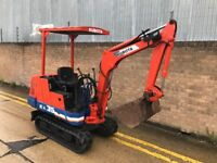 Kubota kh35 1.5ton mini digger, kubota engine, ready for work.