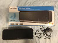 Bluetooth Speaker - Boxed - Polaroid - Like new