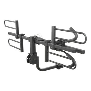 CURT Tray-Style Hitch-Mounted Bike Rack (2-Bike)