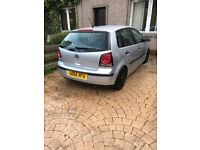 Vw polo unfinished project minor things need done