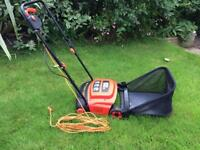 Garden Rake - Electric & like new