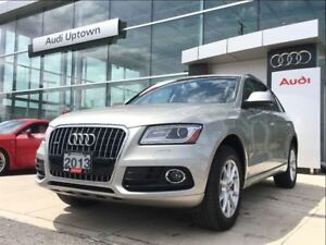 2013 Audi Q5 3.0T Premium W/PANORAMIC SUNROOF