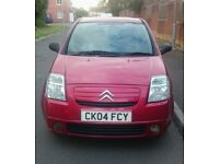 Citroen C2 1.1 SX 2004 Petrol, FSH, Low mileage! £950 ONO