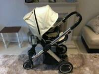 Oyster Pram / Pushchair from Birth to 3 years- can deliver