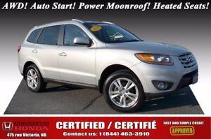 2011 Hyundai Santa Fe GL Premium - AWD AWD! Auto Start! Power Mo