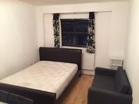 Lovely large double room with all bills included in central Hove.