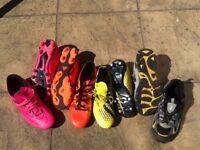 Mens football boots walking shoes