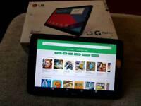 LG gpad 101 tablet only 85 pounds ...