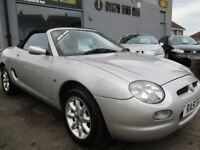 MG MGF 1.8 2dr (grey) 2001