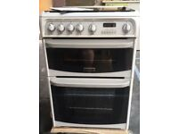 Cannon Freestanding 60cm Gas Cooker (2 ovens, grill, electric ignition)