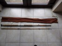 SPLIT CANE FISHING ROD COLLECTORS NEWS OF THE WORLD