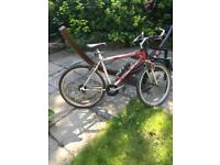 3 x bicycles for sale
