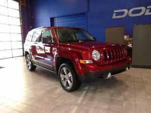 2016 Jeep Patriot HIGH ALTITUDE 4X4 W/LEATHER,SUNROOF