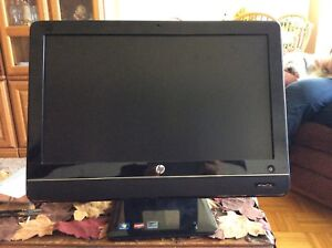 Hp Omni100 pc all in one pc 20 inch
