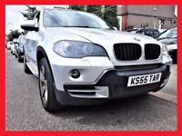 (New Shape) -- BMW X5 -- 3.0 SE 30d Diesel Auto -- Navigation -- Leather Seats --Drives Nice --PX OK