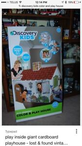 Playhouse Discovery Kids - colour and play