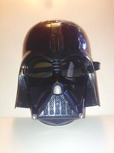 Star Wars Darth Vader Voice Changer Mask 2013