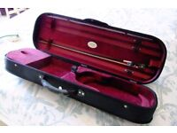 High Quality Oblong Violin Case