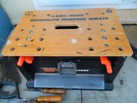 Black & Decker Workmate Workbox WM450.