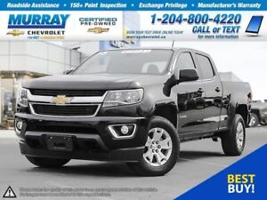 2015 Chevrolet Colorado LT *Climate Control, OnStar, Rear View C