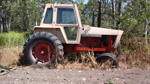 For sale for parts 1270 case tractor