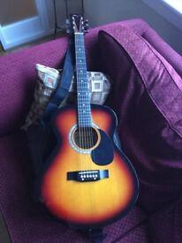 Martin Smith guitar......