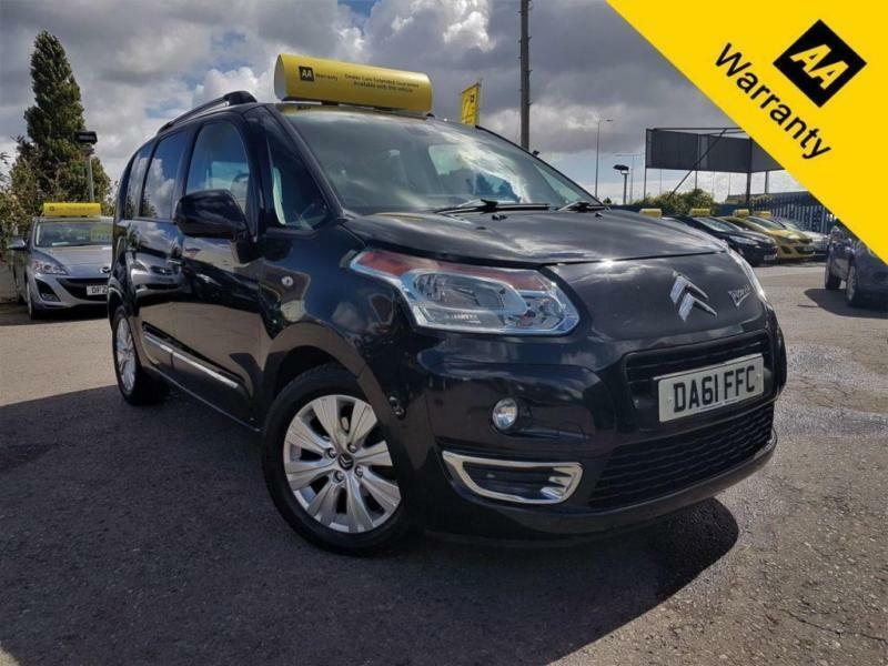 2011 CITROEN C3 PICASSO 1.6 EXCLUSIVE HDI 90 BHP!P/X WELCOM!GOOD S-HIST! 30 TAX!
