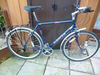 dawes mojave hybrid bike