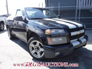 2004 CHEVROLET COLORADO  4D UTILITY 2WD 3.5L