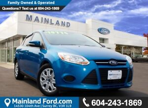 2013 Ford Focus SE LOW KMS