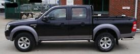 Ford Ranger, Double Cab, Pick-up, XLT