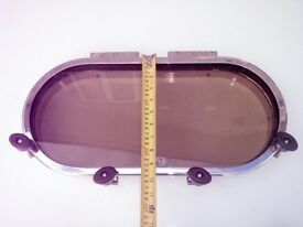 Trend Marine polished Stainless Steel Porthole windows