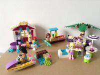 4 Lego Friends Sets