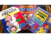Fun French for primary aged children.