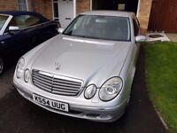 Mercedes E220 CDI Elegance Auto VERY LOW 58755 GENUINE MILES
