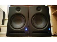Presonus 8 inch active studio monitors (£392 retail price)