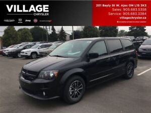2017 Dodge Grand Caravan I Heated Seats I NAV I Camera I Bluetoo