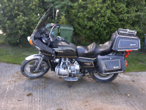 Gold Wing, 1979, 1000cc