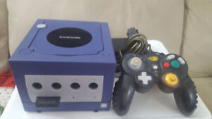 Gamecube Bundle with Controller, Cords and Memory Card