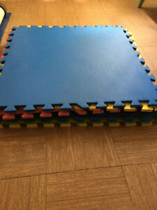 Colourful Soft Floor Mats For Kids Rooms