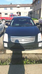 Cadillac Srx  AWD