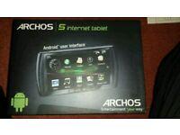 Archos 5 tablet