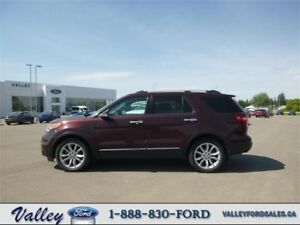 RARE COLOR! FAMILY TRAVEL SUV!2012 Ford Explorer LTD 7-PASSENGER