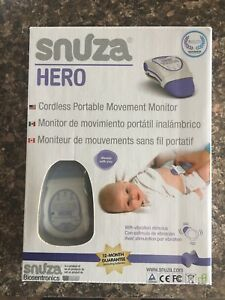 Snuza Hero portable movement monitor